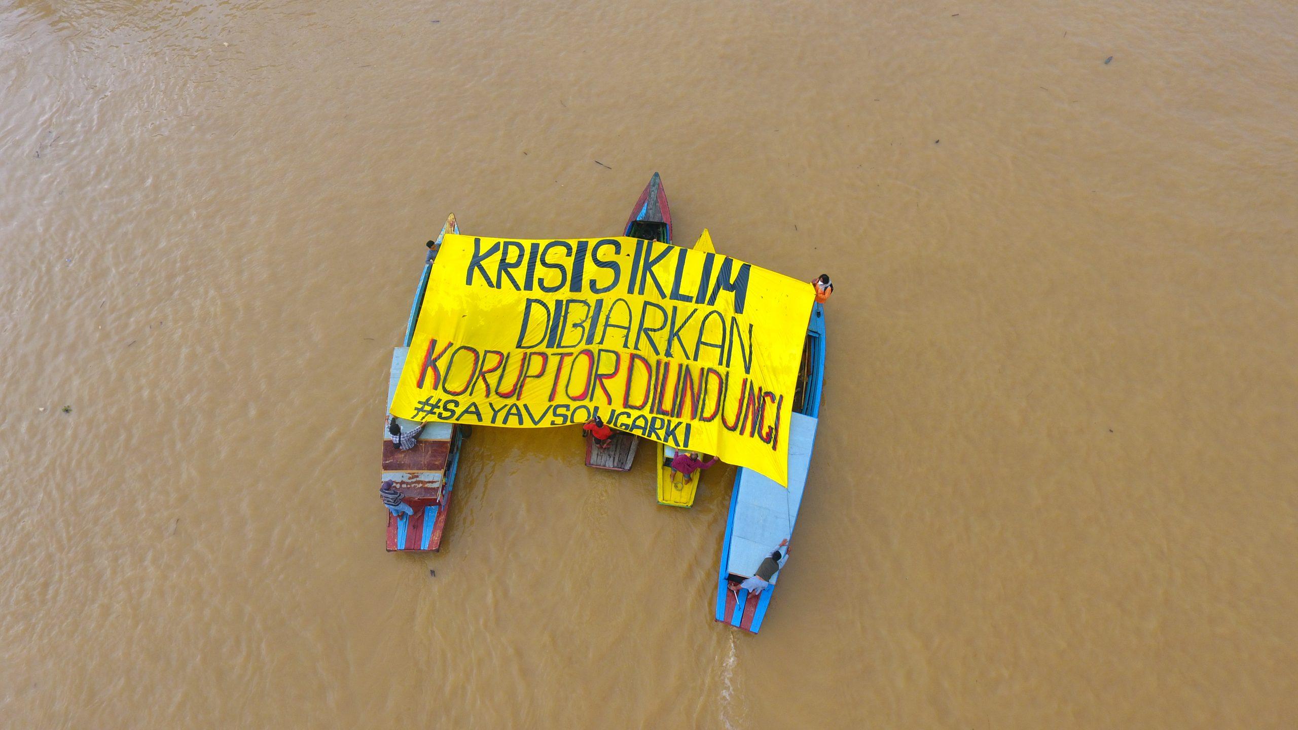 Read more about the article Siaran Pers- 1 Tahun HARKITOL ( Hari Kebangkitan Oligarki)